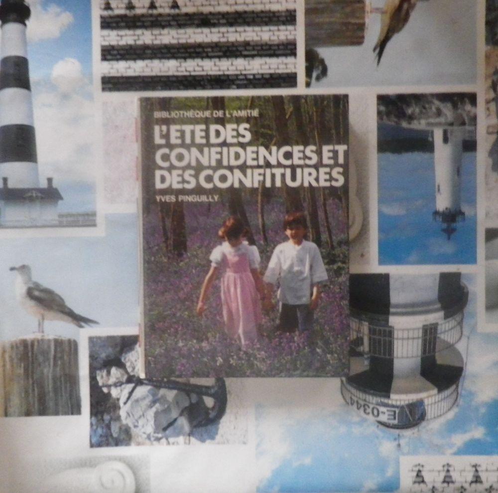 L'ETE DES CONFIDENCES ET DES CONFITURES de Y. PINGUILLY Bibl 4 Bubry (56)