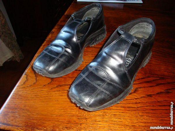 Confortables chaussures en cuir pour femme 4 Nimes (30)