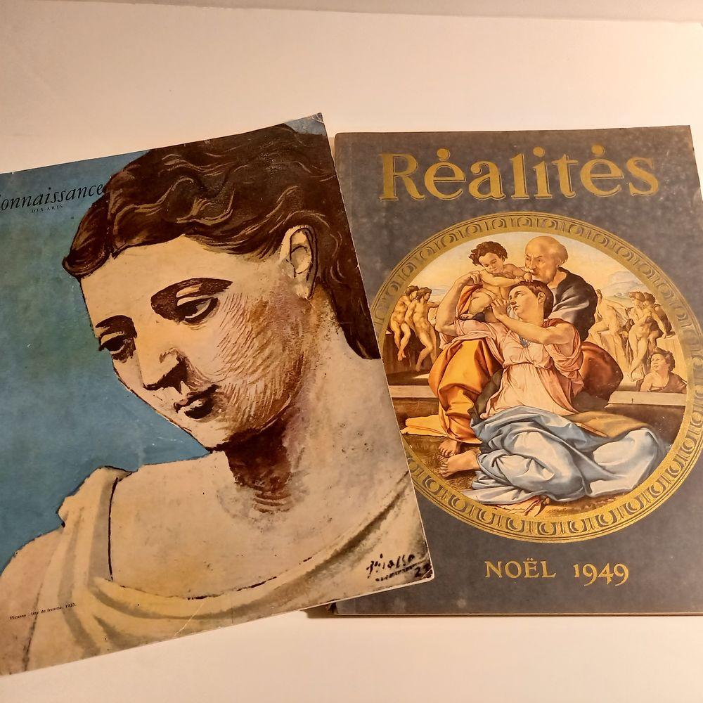 Connaissance des arts, nov 1958, Noel 1949, réalités         6 Saumur (49)