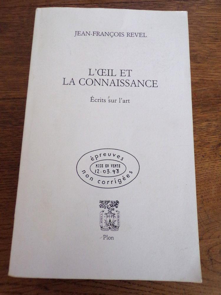 L' ?il et la connaissance écrits sur l' art Jean-François  17 Laval (53)