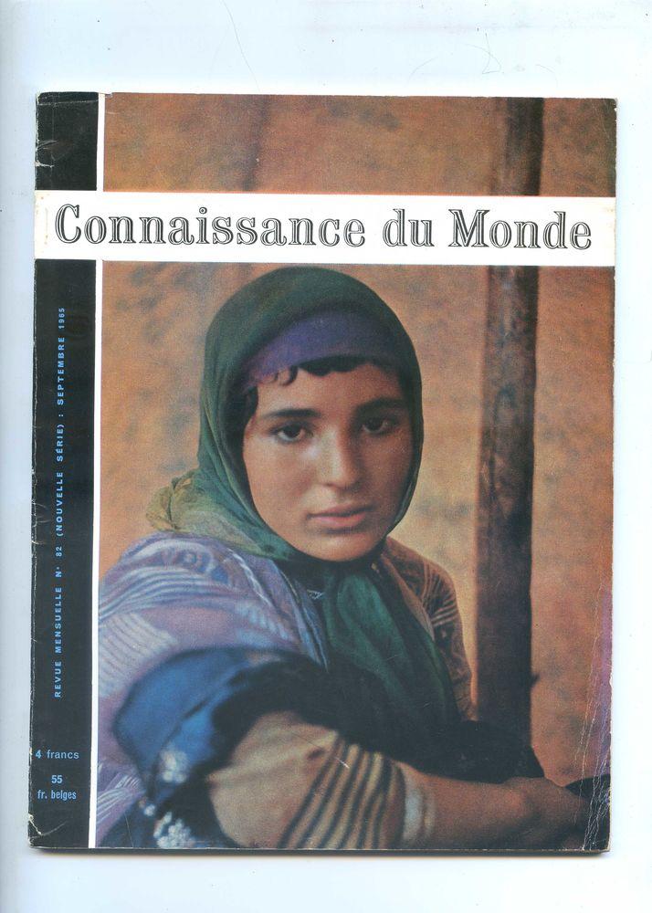 Connaissance du Monde N° 82, 2 Rennes (35)