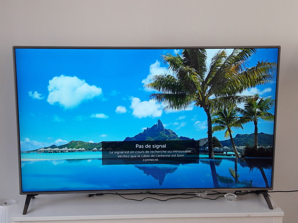 TV Connectée Marque LG 65 4k UK 6500 165cm 650 Les Sorinières (44)