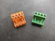 Connecteur borne radio 4070 IO IBS Alcatel