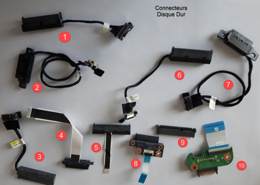 Connecteur interne pour disque dur 5 Saint-Germain-lès-Arpajon (91)