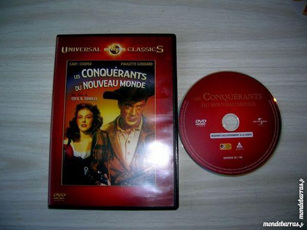 DVD LES CONQUERANTS DU NOUVEAU MONDE 9 Nantes (44)