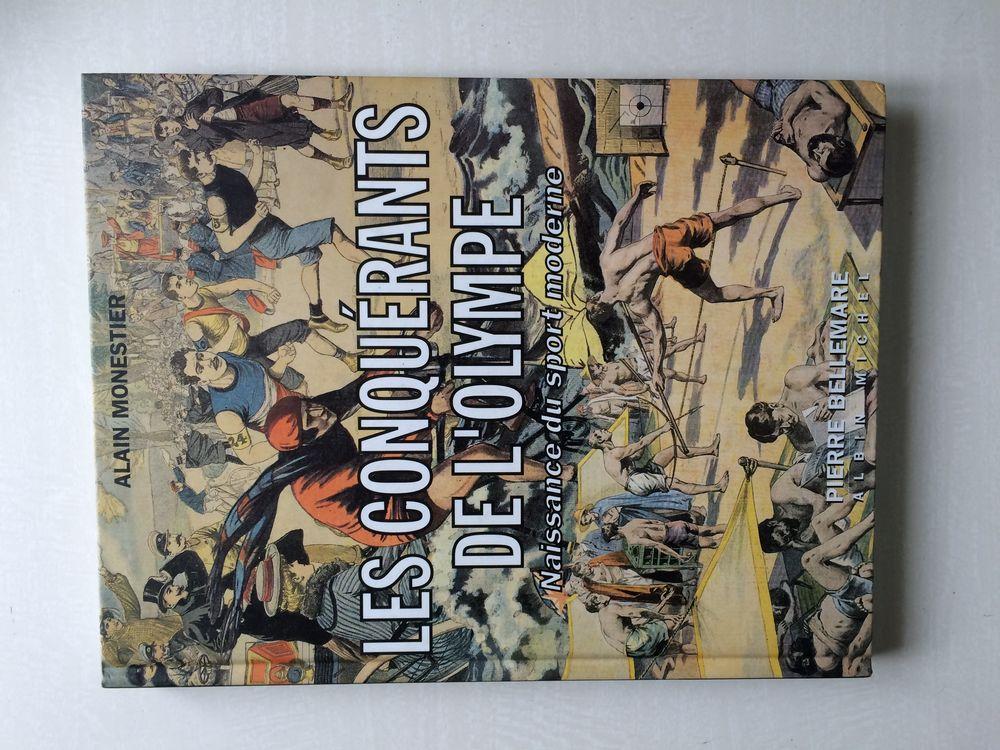 LES CONQUERANTS DE L OLYMPE Livres et BD