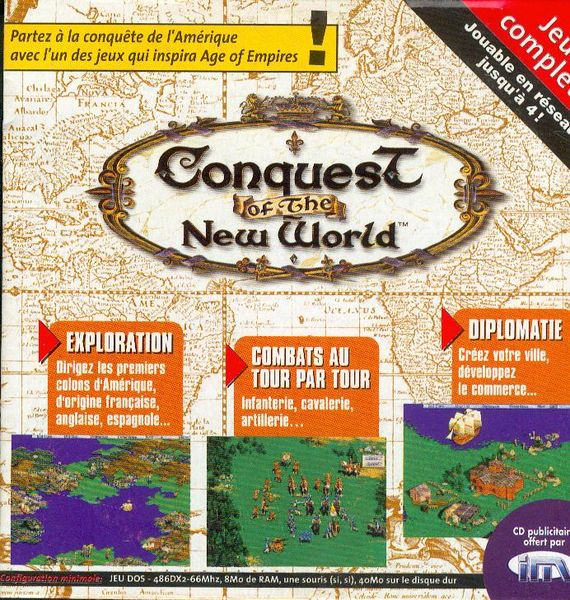 conquest of the world Jeux / jouets