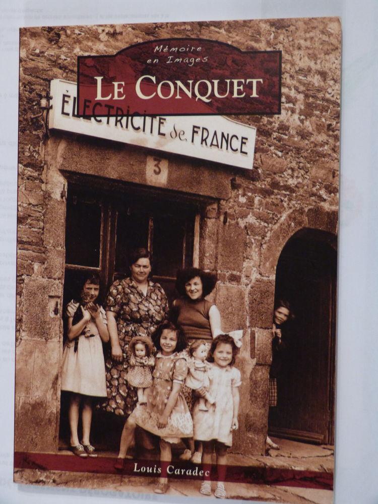 LE CONQUET  par  LOUIS CARADEC 12 Brest (29)