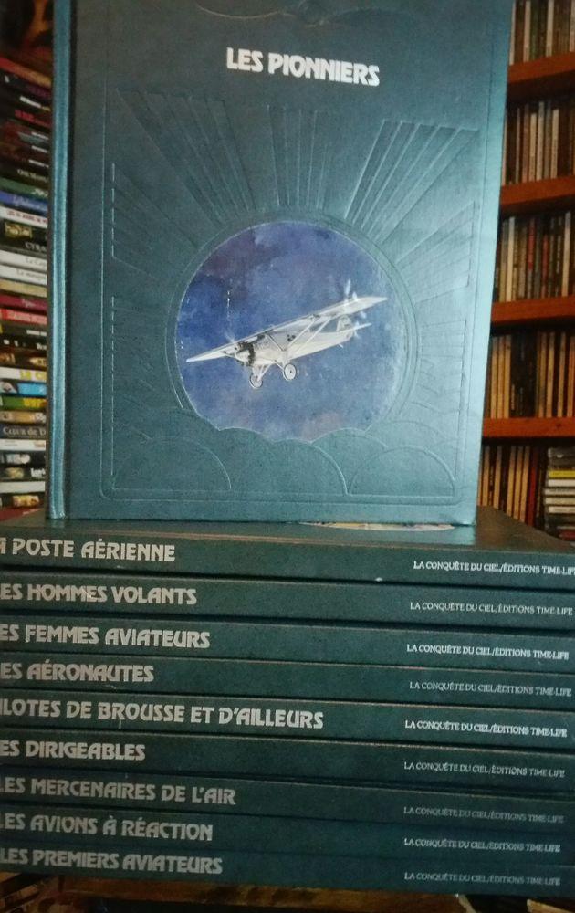 La Conquête du ciel - Editions Time/life 90 Mont-de-Marsan (40)
