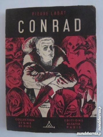CONRAD  collection  SIGNE DE PISTE 12 Brest (29)