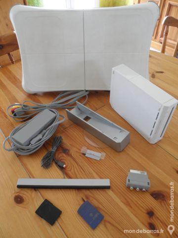 Console Wii + balance + nombreux jeux gamecube wii 187 Saint-Péray (07)