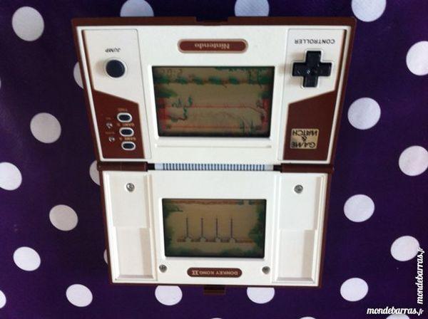 Console Game et Watch Donkey Kong II 35 Saint-André-lez-Lille (59)
