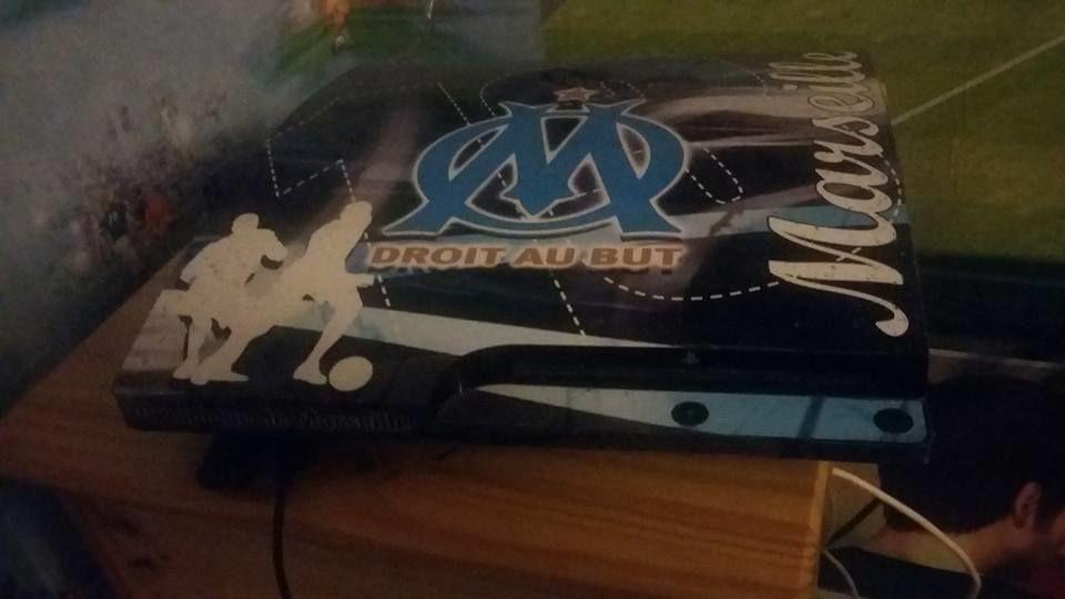 Console PS3+jeux 140 Bourg-Fidèle (08)