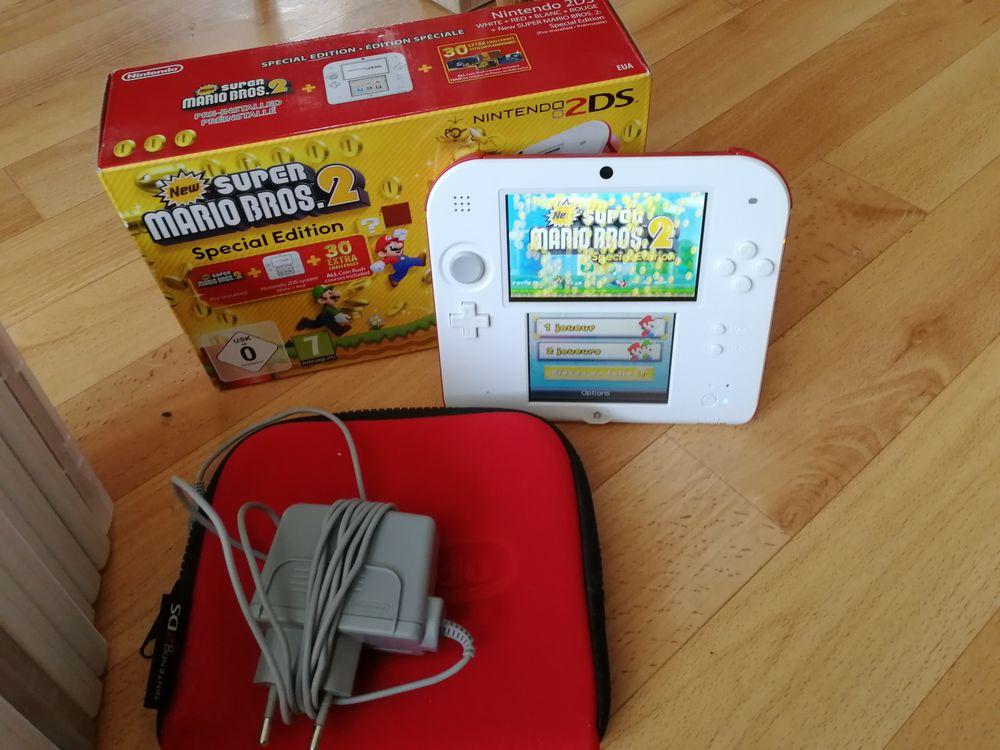 Console 2ds et jeux 180 Rosny-sous-Bois (93)