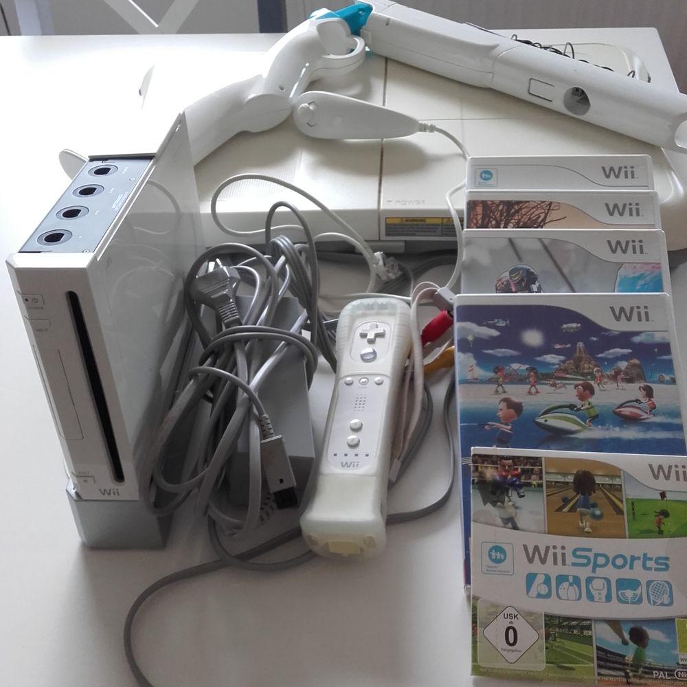 Console de Jeux  Wii 50 Osny (95)