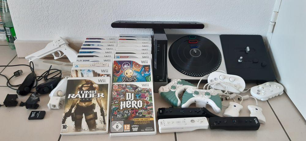 console jeux Wii 150 Toulon (83)