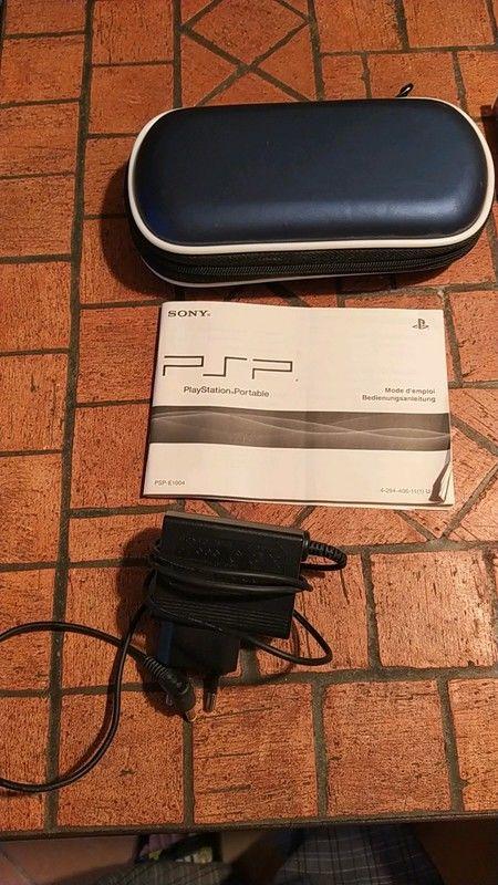 Console PSP + Jeux 45 Vauréal (95)
