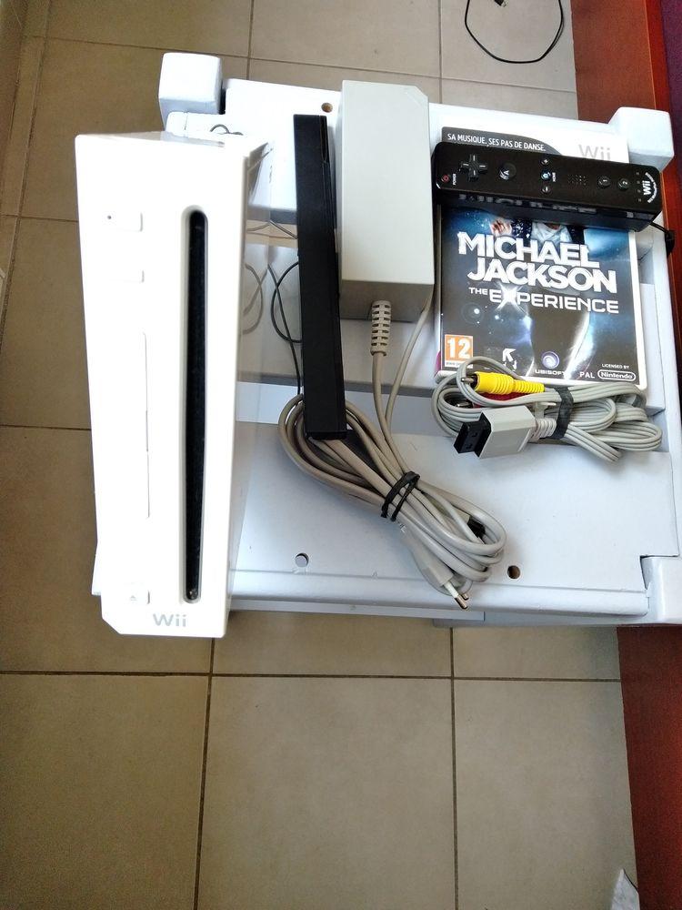 Console Wii+manette+jeu 25 Grabels (34)