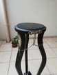 CONSOLE ( meuble) DECORATIVE Bois noir 25 € Décoration