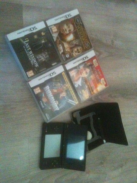 Console Nintendo DSi noire 50 Sainte-Geneviève-des-Bois (91)