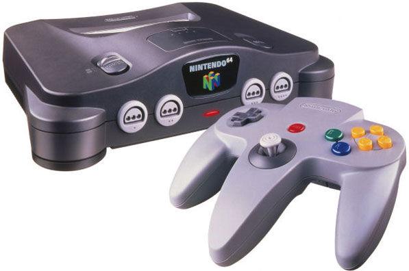 console Nintendo 64 200 Saint-Étienne (42)