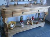 CONSOLE EN PEUPLIER meuble rare 600 Puisserguier (34)