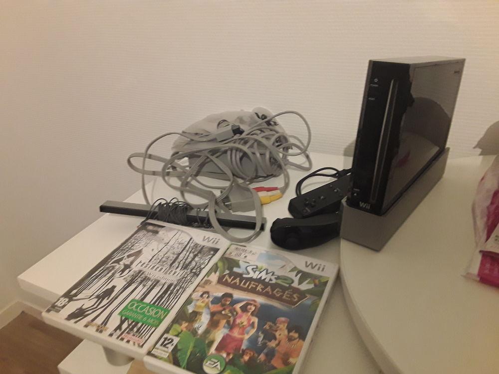 console WII plus jeux 70 Orleans (45)