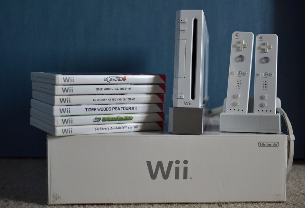 Console WII sports 150 Le Puy-en-Velay (43)
