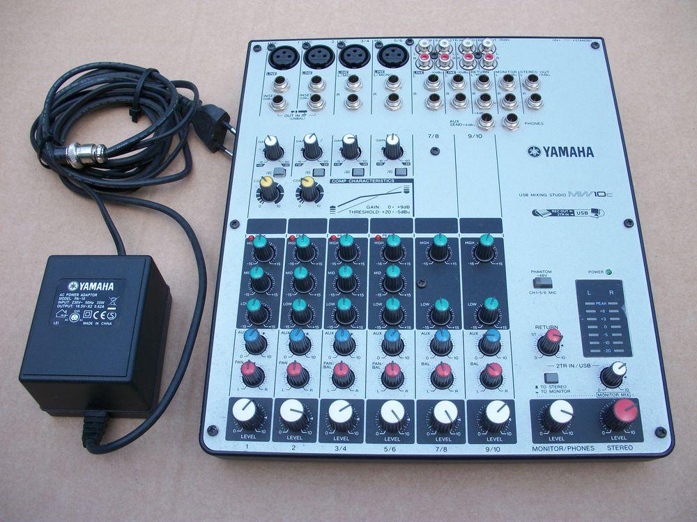 Console/table de mixage analogique 150 Dax (40)