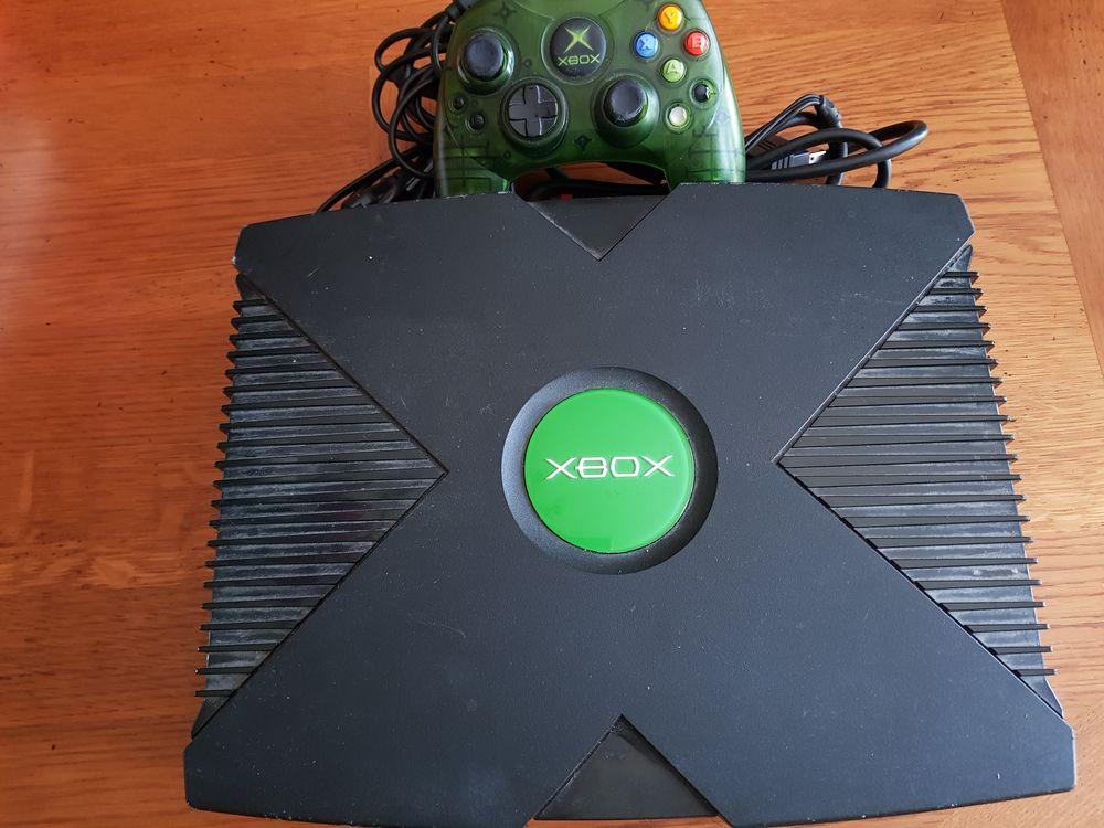 Console XBOX + jEUX 150 Sainte-Menehould (51)