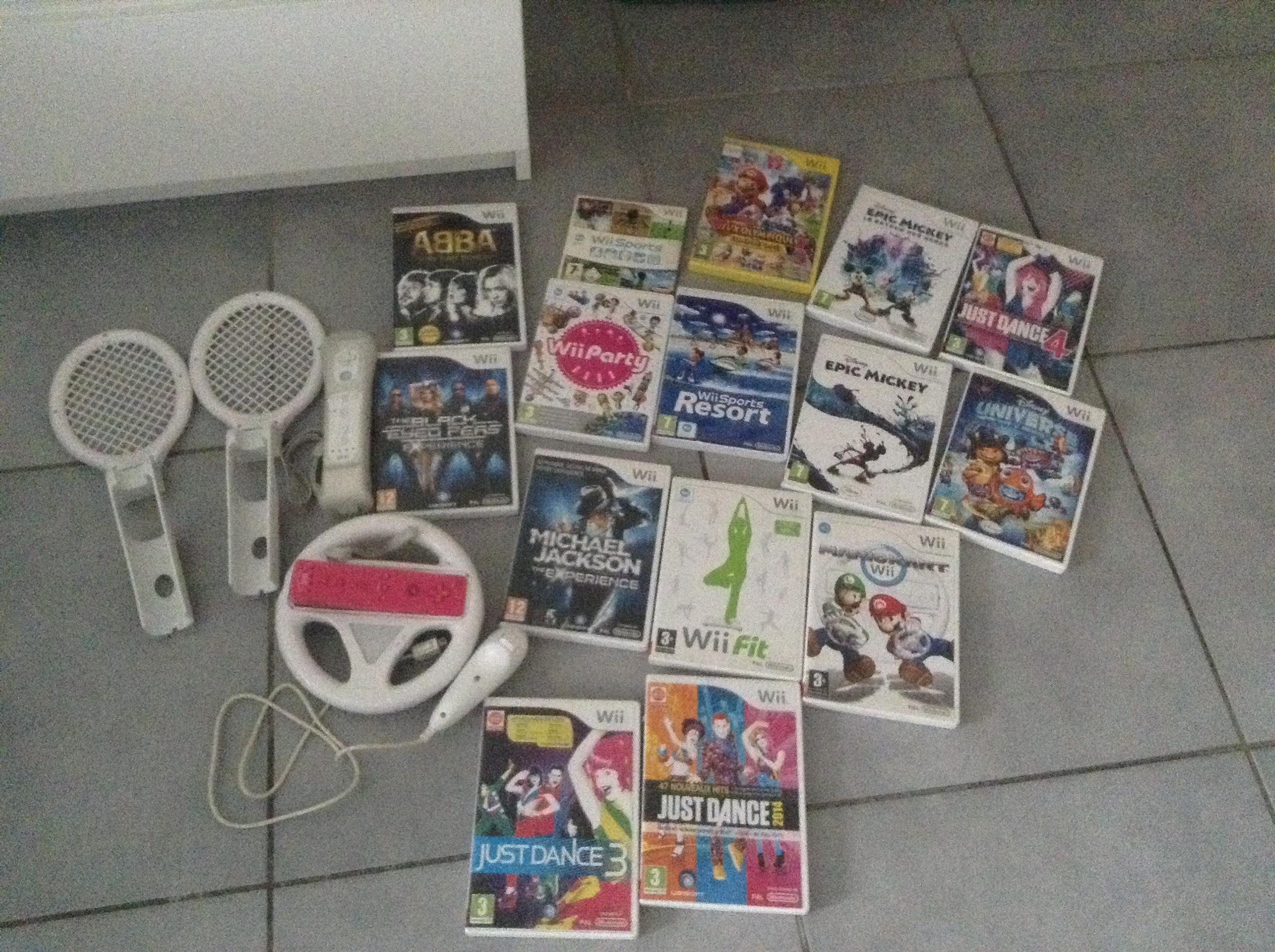 console Wii 100 Échirolles (38)