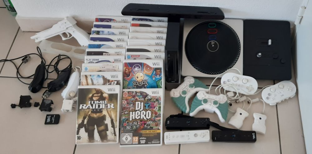 Console WII 200 Toulon (83)