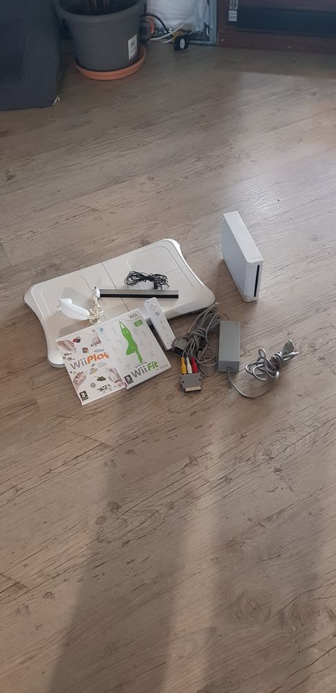 Console wii 75 Lestrem (62)