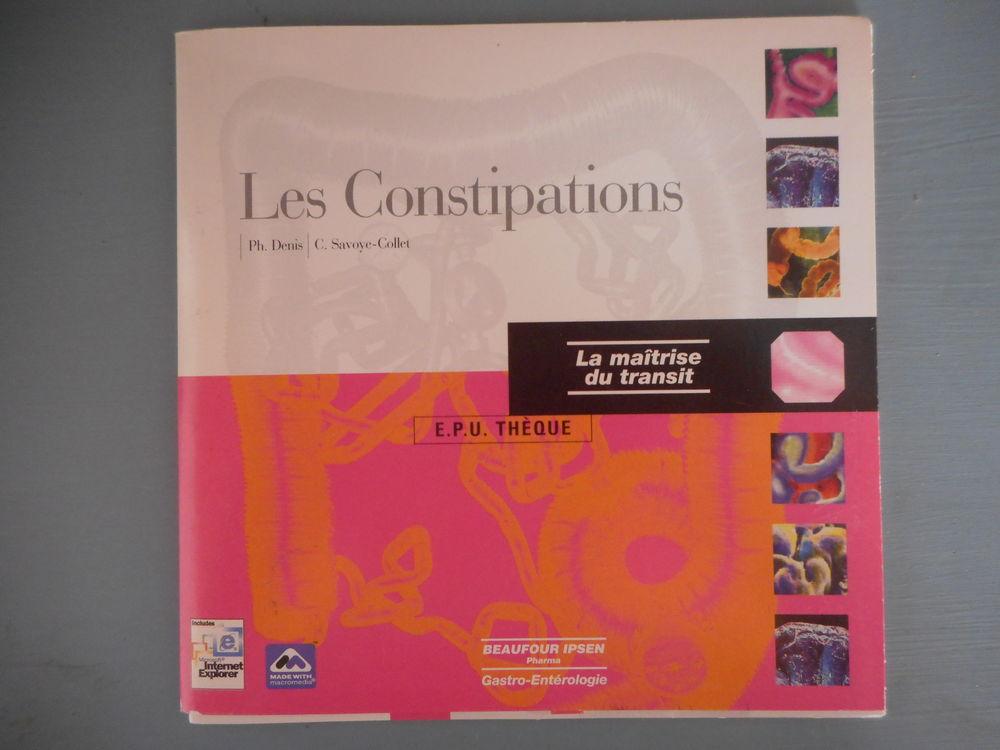CD Rom Les constipations, la maitrise du transit 4 Nieuil-l'Espoir (86)