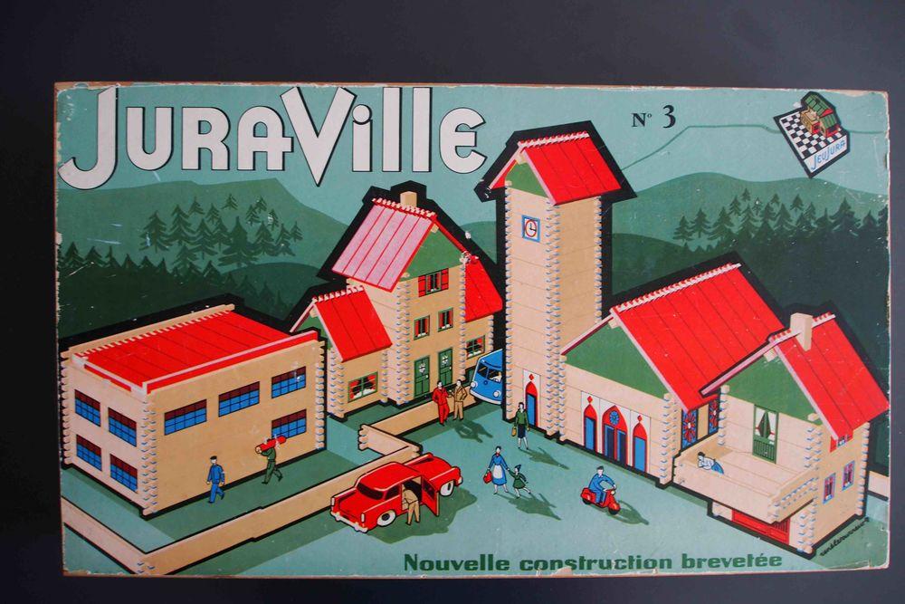 JEU DE CONSTRUCTION JURAVILLE 40 Rennes (35)