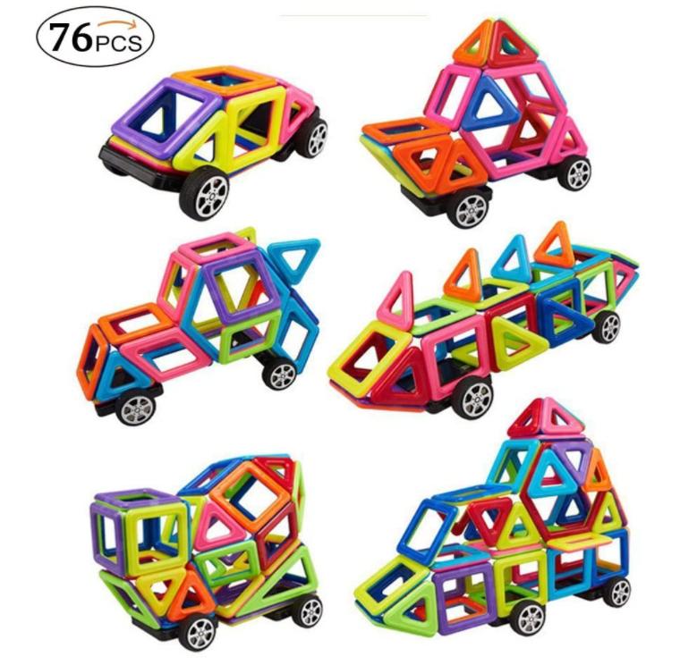 Jeu de construction magnétique pour enfants 25 Noisy-le-Sec (93)
