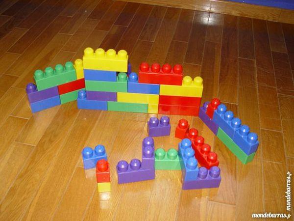 Jeu de construction MEGABLOKS 10 Saulnières (28)