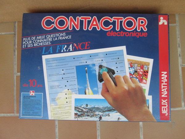 JEU CONTACTOR 1989 5 Castres (81)