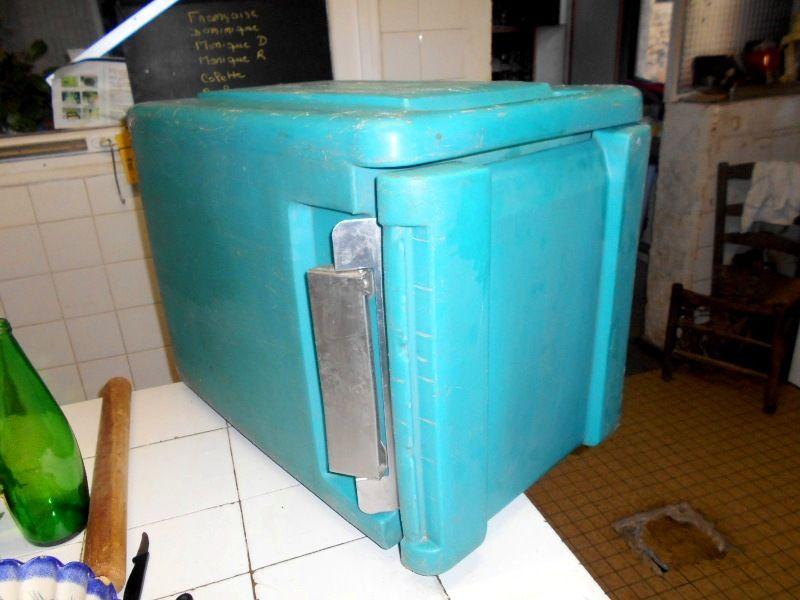 Conteneur isotherme plastique (traiteur) Cuisine