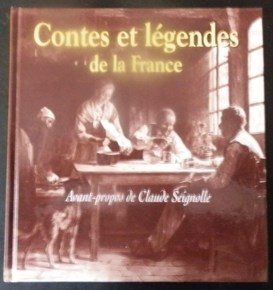Contes et légendes de la France 20 Coulommiers (77)