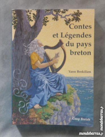CONTES ET LEGENDES DU PAYS BRETON par Y. BREKILIEN 7 Attainville (95)