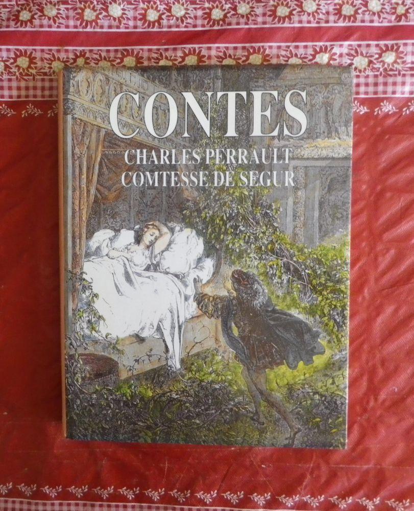 LES CONTES DE PERRAULT et COMTESSE DE SEGUR 20 Attainville (95)
