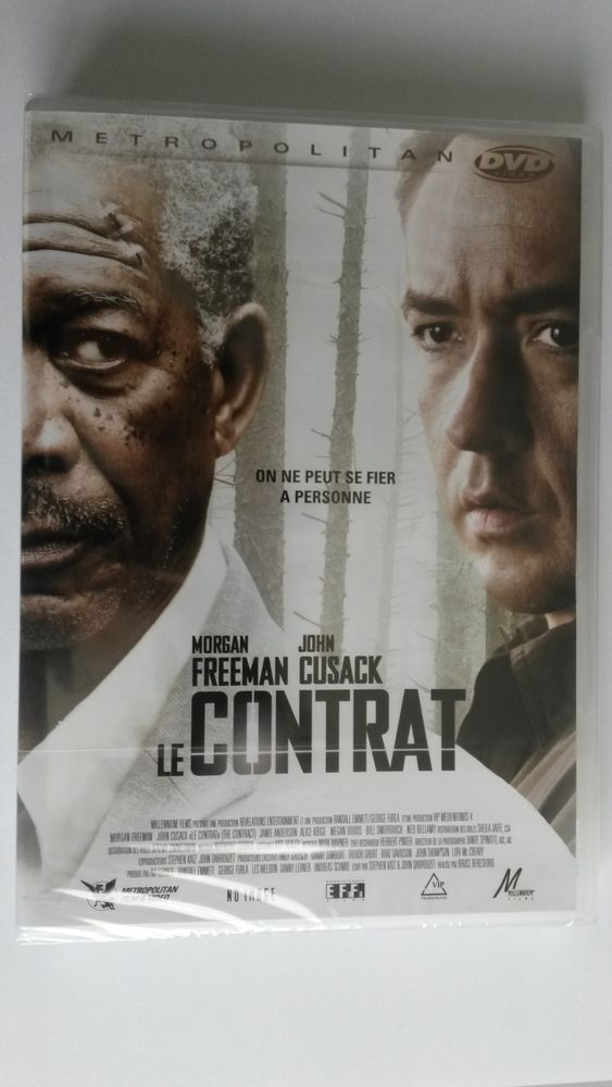 DVD - Le Contrat 0 Montigny-le-Bretonneux (78)