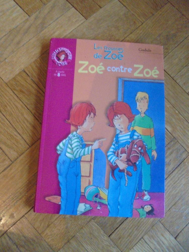 Zoé contre Zoé (98) Livres et BD