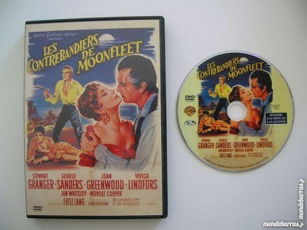 DVD LES CONTREBANDIERS de MOONFLEET 10 Nantes (44)
