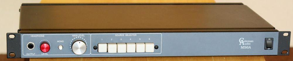 Contrôleur de monitoring COLEMAN MS6A 500 Le Mesnil-Saint-Denis (78)