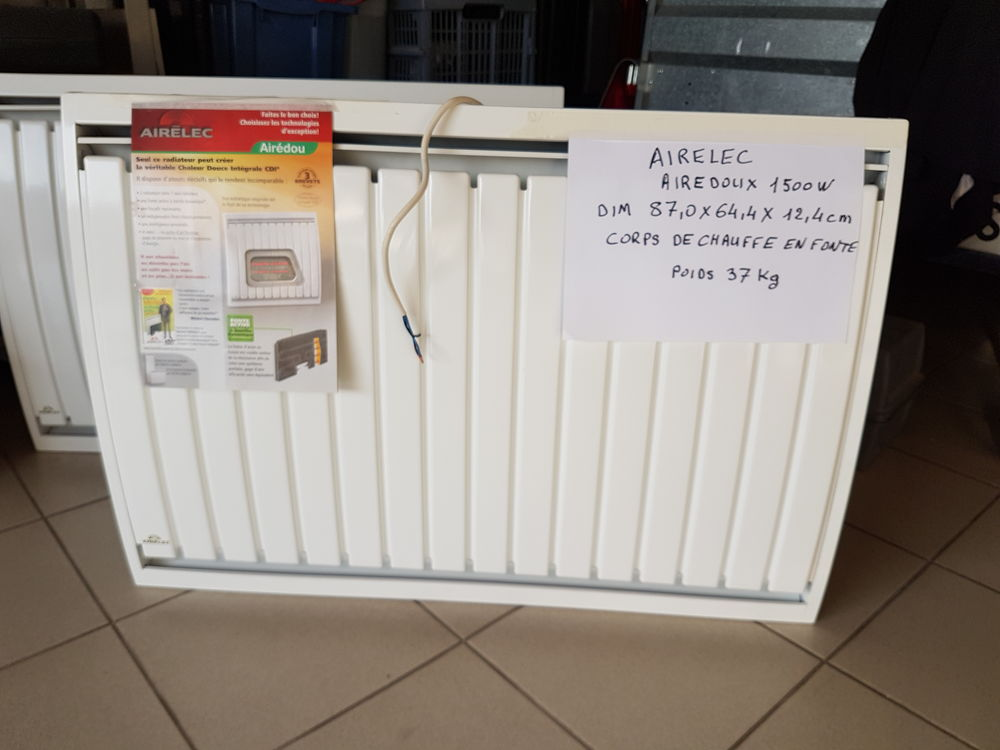 convecteur airelec 150 Challans (85)