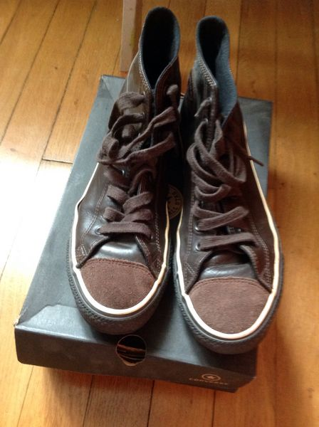 Converse cuir homme 80 Nevers (58)