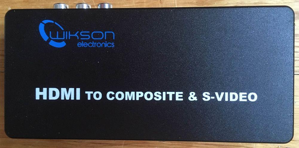 Convertisseur signal vidéo/audio HDMI VERS signal RCA 14 Tours (37)