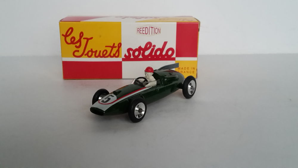 Cooper F2 - 1959 Nostalgia Solido 18 Follainville-Dennemont (78)